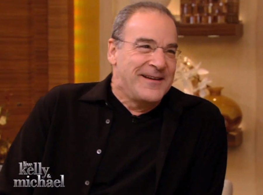 Mandy Patinkin, Kelly and Michael